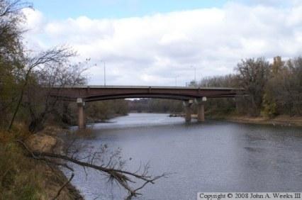 A bridge in Minnesota