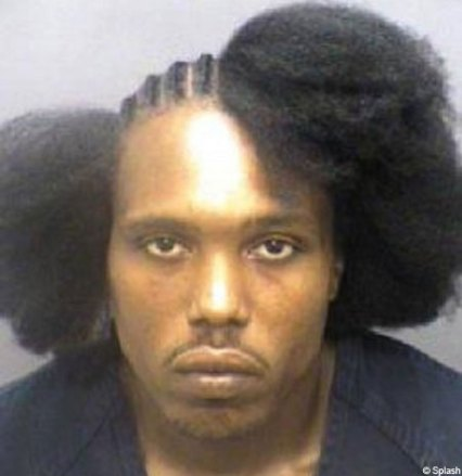 """""""Hair appointment gone bad... thanks to a drug deal."""""""
