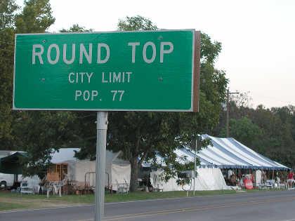round-top-sign